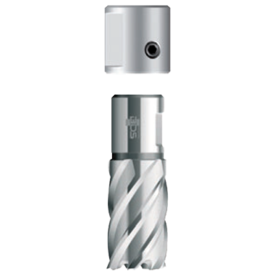 Weldon Shank Converter From 19 mm to 32 mm