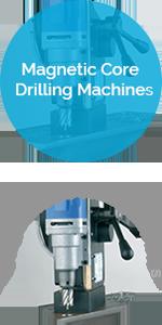 magnetic core drill machine